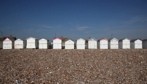 goring_beach_huts